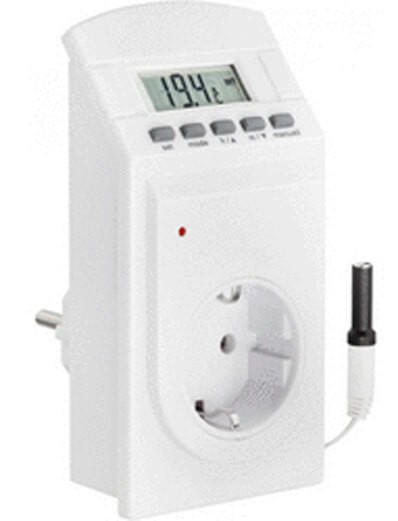 THERMO-TIMER Digital temperature control for immersion heaters - Timer and temperature controller in one device !
