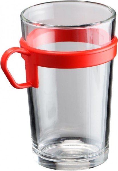 Hard glass cup suitable for RTG 307