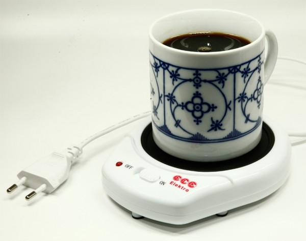 """Elektrische Tassen-/Becher-Warmhalteplatte """"ETW 12"""""""