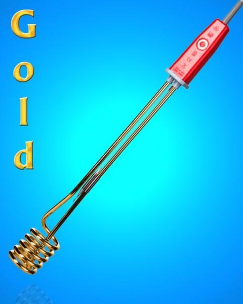 """EIMER-Tauchsieder, Abschaltautomatic, 2 kW, (2m-Kabel) """"ETS 240-2 GOLD"""""""